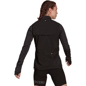 adidas Adizero Vest Women, zwart